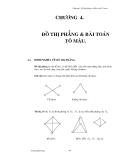 Chương 3: Đồ thi phẳng và bài toán tô màu
