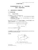 Chương 1. Lý thuyết cơ bản của đồ thị