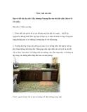 5 lưu ý khi sửa nhà
