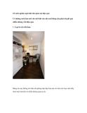 10 cách update ngôi nhà đơn giản mà hiệu quả