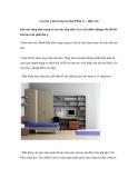 Các lưu ý khi trang trí nhà (Phần 1) – Màu sơn