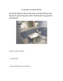 Tự sửa gạch vỡ trong sàn nhà tắm