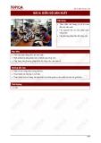 Bài 8: Điều độ sản xuất