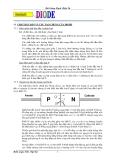 Bài Giảng Mạch Điện Tử_Chương 01_DIODS