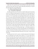 Chuyên đề: Quyền chọn chứng khoán - phần 2