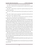 Chuyên đề: Quyền chọn chứng khoán - phần 5