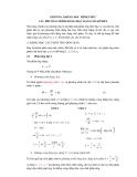 Động học xúc tác - Chương 2