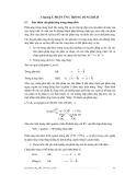 Động học xúc tác - Chương 5