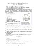 Hướng dẫn thí nghiệm vật liệu xây dựng - Bài 2