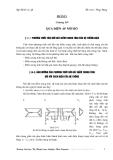 Kỹ thuật cao áp - Chương 14