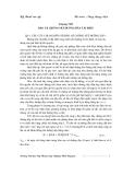 Kỹ thuật cao áp - Chương số 8