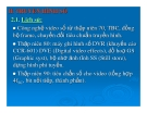 TRUYỀN HÌNH SỐ VÀ MULTIMEDIA (Digital Compressed Television and Multimedia) - Phần 2
