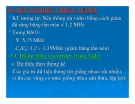 TRUYỀN HÌNH SỐ VÀ MULTIMEDIA (Digital Compressed Television and Multimedia) - Phần 3