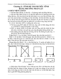 Giáo trình sức bền vật liệu - Chương 11