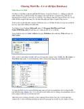 Visual Basic 6 - Chương 13