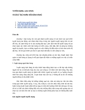 TUYỂN DỤNG, LỰA CHỌN VÀ ĐÀO TẠO NHÂN VIÊN BÁN HÀNG1. 2. 3. 4.Tuyển dụng