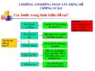 NGHIÊN CỨU KHOA HỌC THỦY SẢN - CHƯƠNG 3