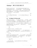 Bài giảng Kết cấu thép theo Tiêu chuẩn 22 TCN 272-05 và AASHTO LRFD - Chương 6