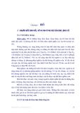 Bài giảng thủy văn hồ đầm - Chương 1