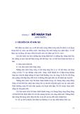 Bài giảng thủy văn hồ đầm - Chương 2