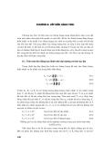 Nhập môn kỹ thuật dự báo thời tiết số - Chương 8