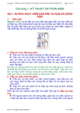 Kỹ thuật an toàn điện - Chương 1