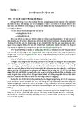 GIÁO TRÌNH THỬ NGHIỆM ĐỘNG CƠ - CHƯƠNG 4