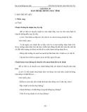 Giáo trình tin học hệ dự bị đại học - Chương 4