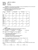 Giáo án toán 12 nâng cao - Tiết 14