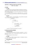 thiết kế và đánh giá thuật toán - trần tuấn minh -3