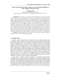 "Báo cáo nghiên cứu khoa học: ""USING ADAPTIVE CONTROL TO SOLVE THE TRACKING PROBLEM FOR A MOBILE MANIPULATOR"""