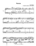 PassionUtada Hikaru Arranged for piano