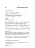 Bài 7  Quản trị bảng dữ liệu SQL Server