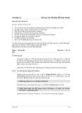 Chương 14 Thủ tục lưu (Hướng dẫn thực hành)