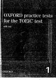 Oxford Practice Tests for the TOEIC Test Part 1