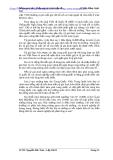 Báo cáo tốt nghiệp: Tỷ giá hối đoái và tác động đến cán cân thanh toán của Việt Nam