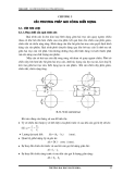 Các phương pháp gia công biến dạng - Chương 3a
