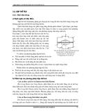 Các phương pháp gia công biến dạng - Chương 3c (end)