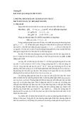 CÁC MÔ HÌNH VÀ PHẦN MỀM TỐI ƯU - CHƯƠNG 3