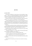 Bê tông - Phần 1