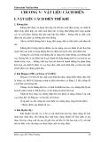 Giáo trình Vật liệu điện - Chương 5