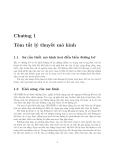 GENESIS - Mô hình số trị mô tả biến đổi đường bờ - Chương 1