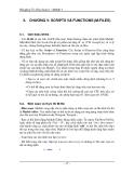 Matlab - Tin học ứng dụng - Chương 5
