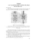 Máy ép thủy lực - Chương 5