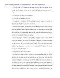 Tăng cường công tác huy động vốn tại chi nhánh Ngân hàng Đầu tư Phát triển Đông Triều - Quảng Ninh - p2