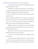 Huy động vốn thông qua phát hành Trái phiếu Chính phủ tại Kho bạc nhà nước Hà Tây - 4://www.simpopdf.com-Công tác huy động
