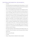 Phân tích thực trạng tài chính của Cty Giao nhận Kho vận ngoại thương - 1