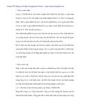 Phân tích thực trạng tài chính của Cty Giao nhận Kho vận ngoại thương - 4
