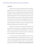 Thực trạng huy động vốn thông qua phát hành Trái phiếu chính phủ tại Kho bạc Hà Nội - 1
