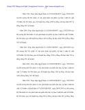 Thực trạng huy động vốn thông qua phát hành Trái phiếu chính phủ tại Kho bạc Hà Nội - 6